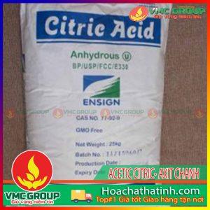 ACID CITRIC - C6H8O7 HCVMHT
