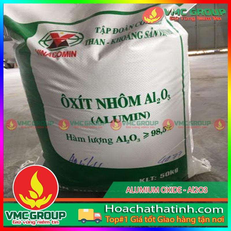 ALUMIUM OXIDE - Al2O3 - OXIT NHÔM HCVMHT