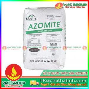 KHOÁNG AZOMITE TRONG THỦY SẢN HCVMHT