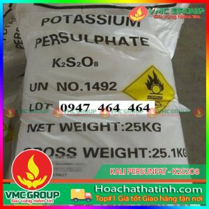 KALI PERSUNFAT- POTASSIUM PERSULFATE - K2S2O8 HCVMHT