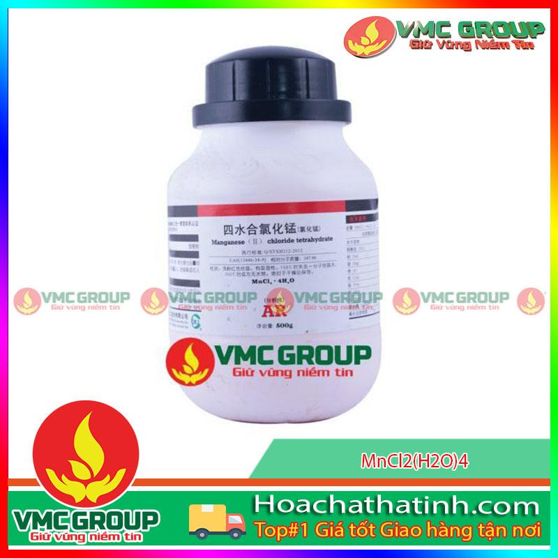 MnCl2(H2O)4 - MANGANESE (II) CHLORIDE TETRAHYDRATE HCVMHT