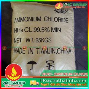 NH4Cl - AMMONIUM CHLORIDE HCVMHT