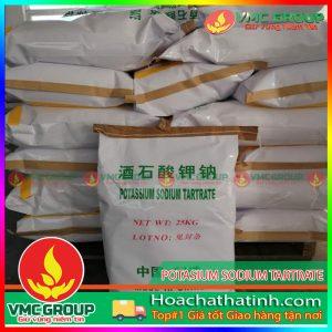 POTASIUM SODIUM TARTRATE - KNaC4H4O6·4H2O HCVMHT