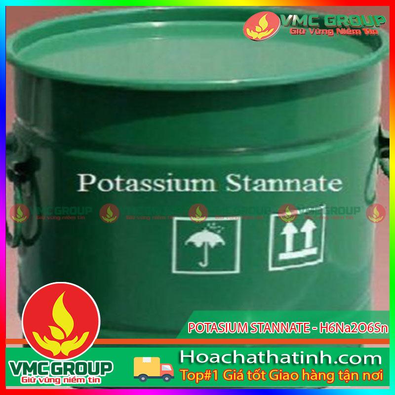 POTASIUM STANNATE - H6Na2O6Sn HCVMHT