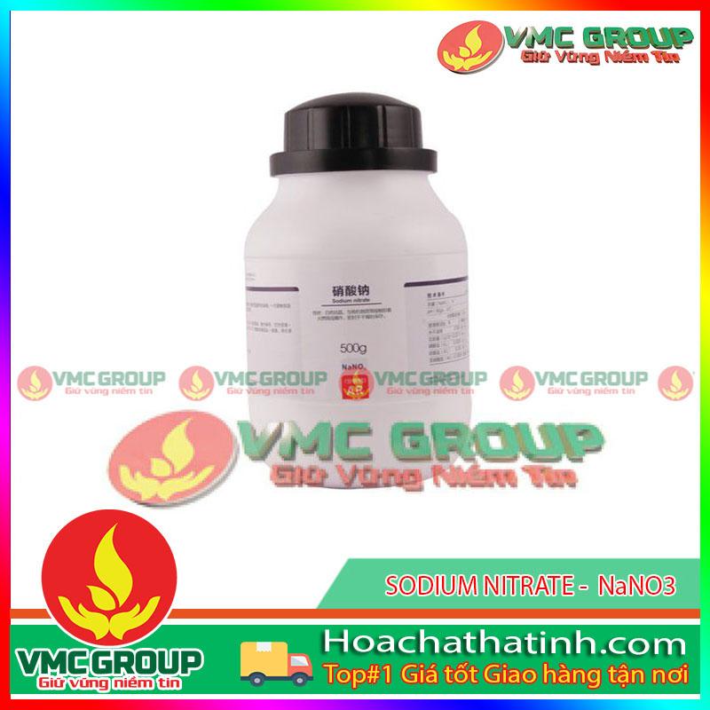 SODIUM NITRATE - NaNO3 HCVMHT