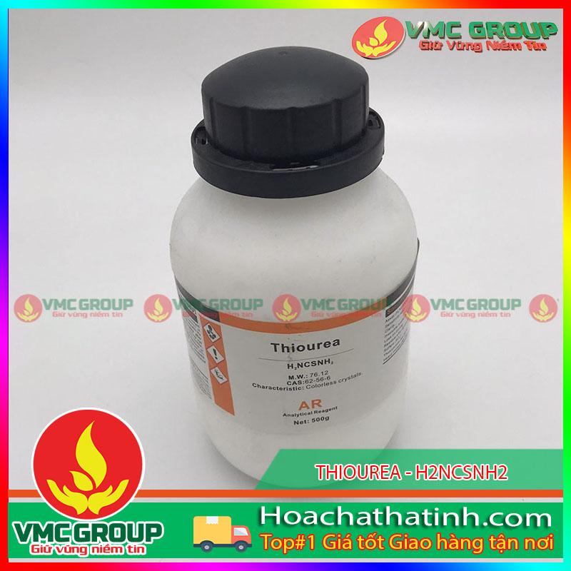 THIOUREA - H2NCSNH2 HCVMHT