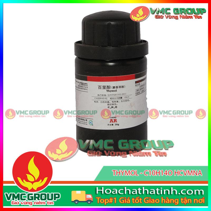 THYMOL - C10H14O HCVMHT