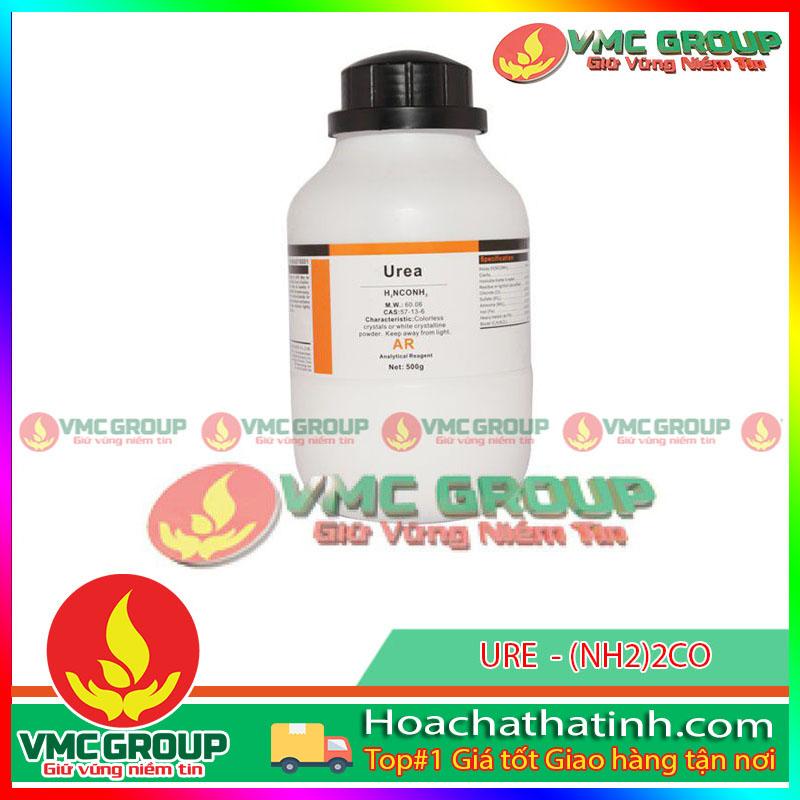 URE - (NH2)2CO HCVMHT