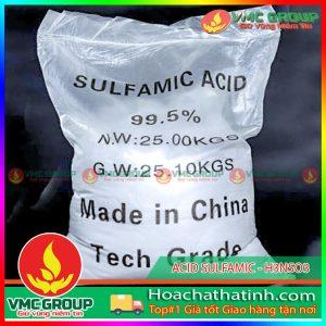 ACID SULFAMIC - H3NSO3 - SULFAMIC ACID HCVMHT