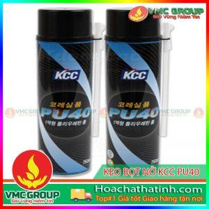 BÁN KEO BỌT NỞ KCC PU40- HCHT
