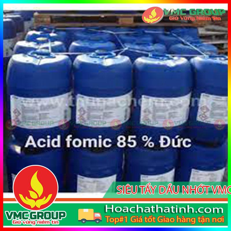 BÁN AXIT FORMIC - CH2O2 HCHT