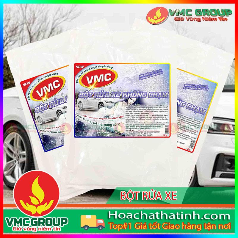 BỘT RỬA XE KHÔNG CHẠM VMC THẾ HỆ MỚI- HCHT