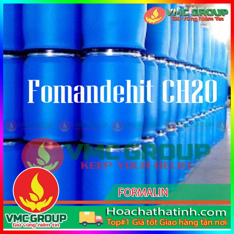 FORMALIN FOCMON CH2O -HCHT