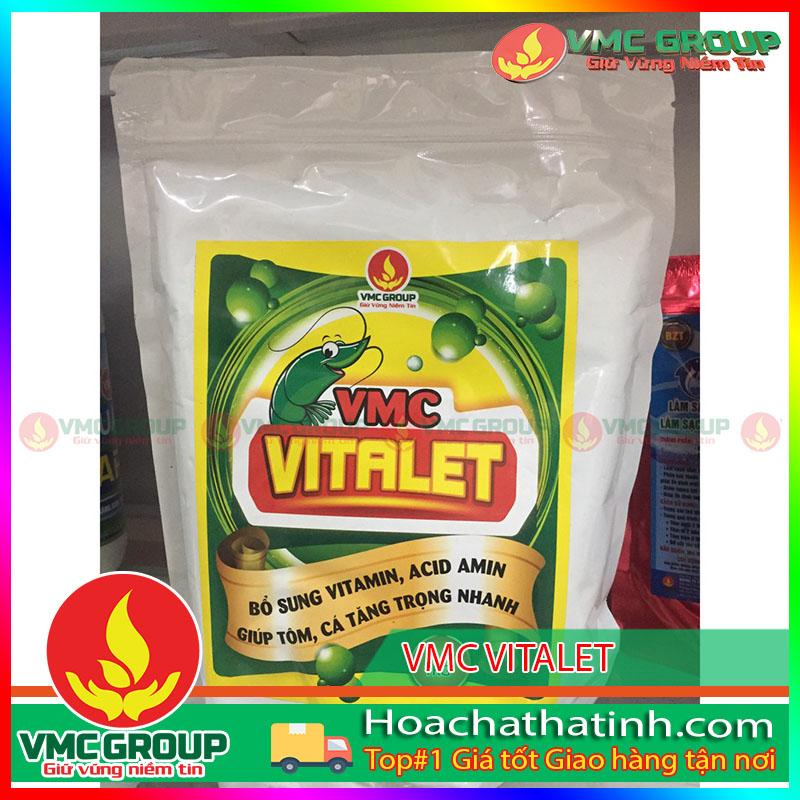 HÓA CHẤT THỦY SẢN VMC VITALET - BỔ SUNG DINH DƯỠNG TÔM CÁ -HCHT