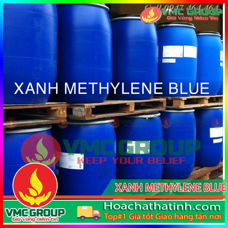 BÁN XANH METHYLENE BLUE - C16H18N3SCl HCHT