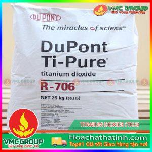 TITANIUM DIOXIDE (TIO2) DUPONT R706 - HCVMHT